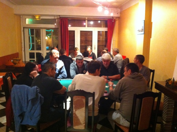 photo salle poker